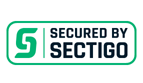 SSL encryption provided by Sectigo