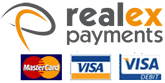 Payment Gateway provided by Realex