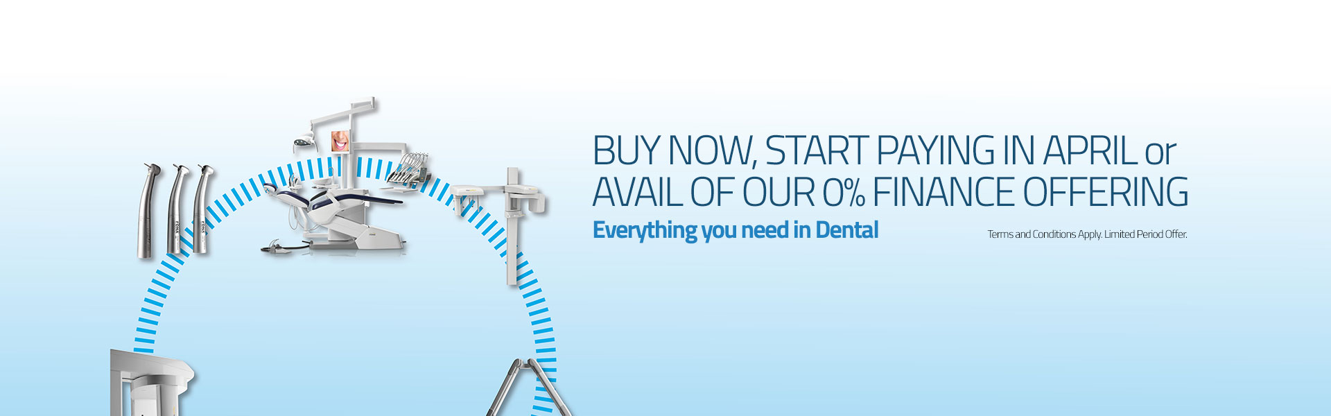 Dental Equipment Offer