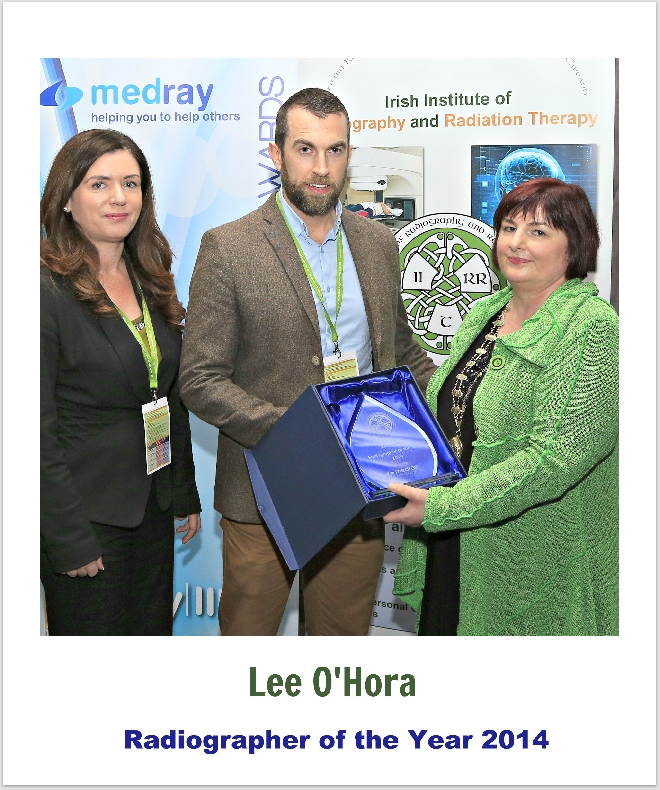 Media Library - Radiographer of the Year 2014