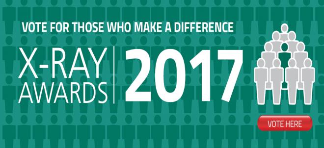 Media Library - IIRRT Awards 2017 banner