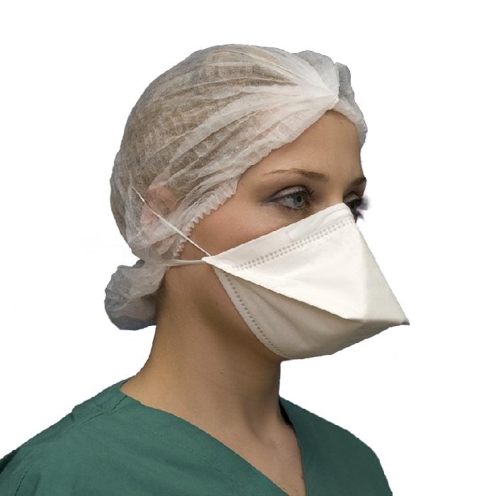 Image of Facemate Flat Fold Respirator Mask FFP2_2