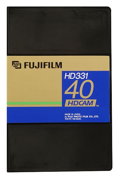 An image of FUJI HDCAM 94L HD331