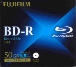 An image of Blu-Ray