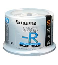 An image of FUJI DVD-R 25PK ON SPINDLE