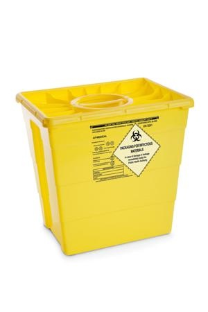 An image of Pharmaceutical Waste Containers