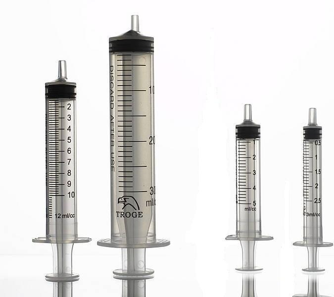 An image of Syringes