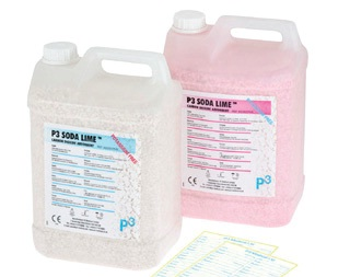An image of Soda Lime White to Violet 4.5kg