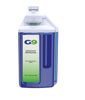 An image of G9 Instrument Disinfectant Con  2Ltr.- Self Dosing