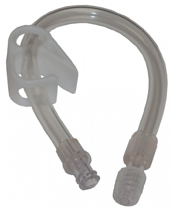 An image of HIFLO Equine End Ext semi wide-bore + C-Clamp