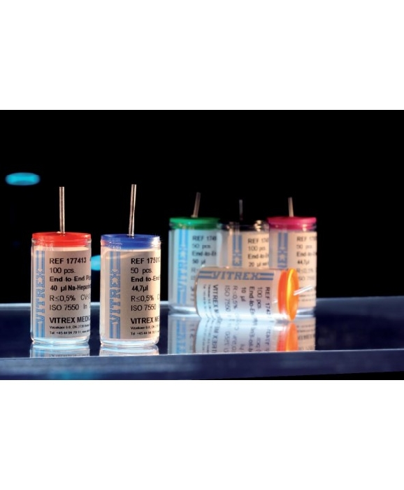 An image of Capillary/Micro-Haematocrit Products