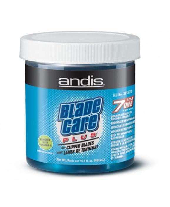 An image of Blade Care Plus-12 16.5 Oz Dip Jar