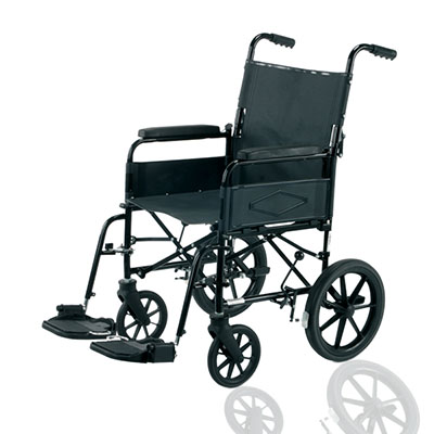 An image of Economy Value Wheelchair - 120kg Max Load