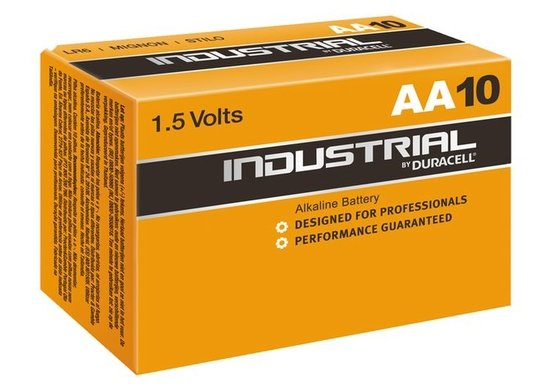 An image of Duracell Industrial AA / LR06 Procell (3570)