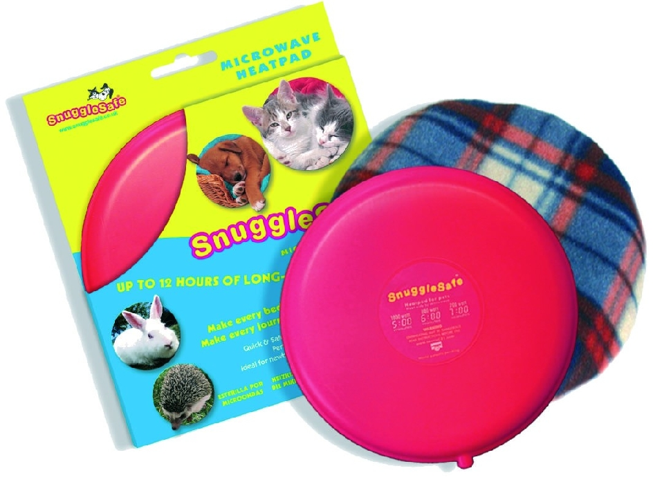 An image of Snugglesafe Heat Pad