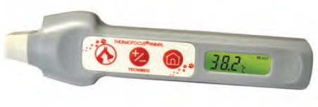 An image of Thermofocus Vet Thermometer (Retinal)