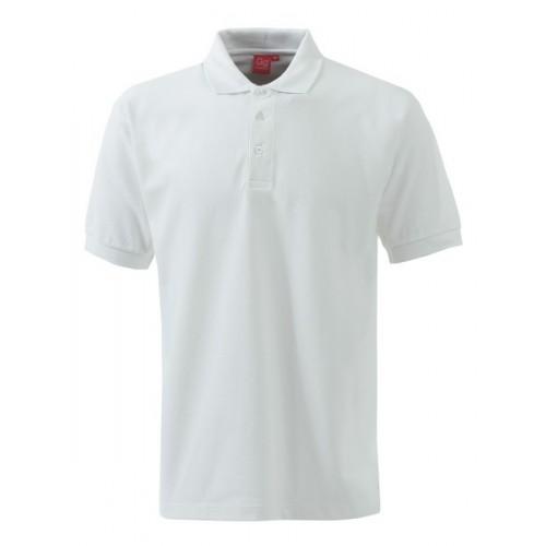ISCP Logo XSS1 Unisex Plain White Polo Shirt XS