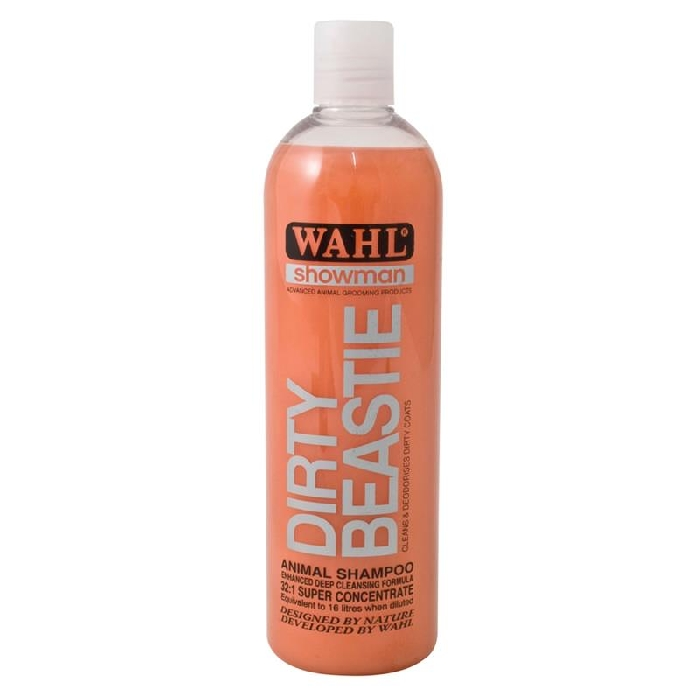 An image of Dirty Beastie Shampoo