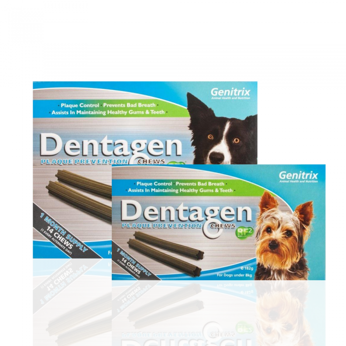An image of Dentagen Chews