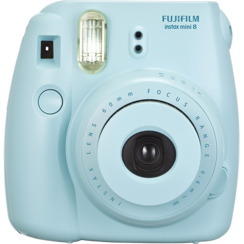 An image of INSTAX MINI 8 BLUE PLUS 10 SHOTS
