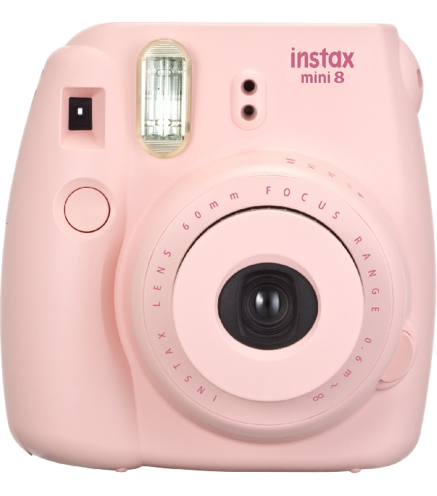 An image of INSTAX MINI 8 PINK PLUS 10 SHOTS