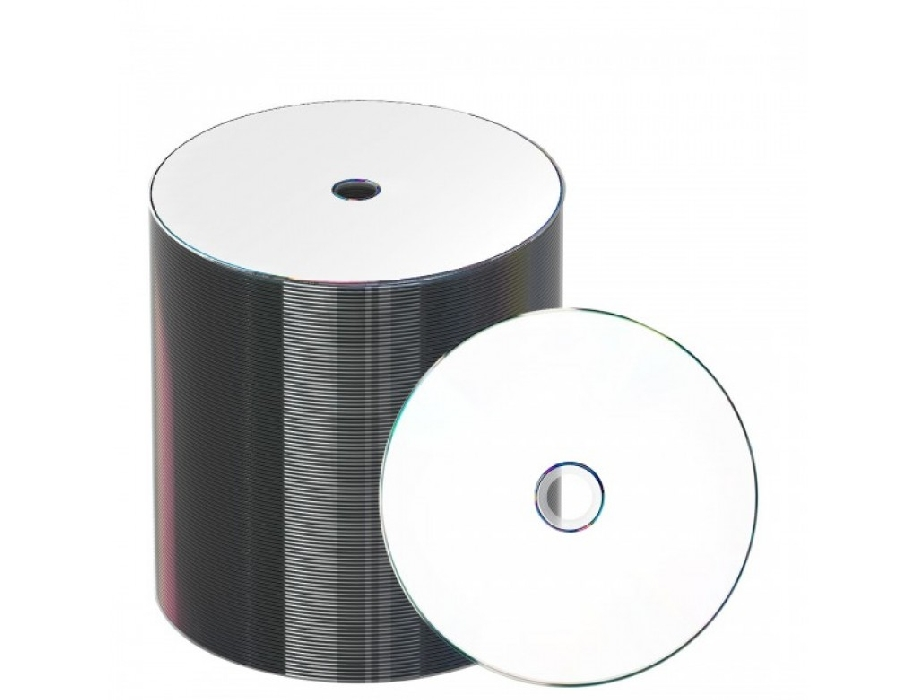 An image of DVD+R WHITE INKJET 16X - 52139 5.7GB