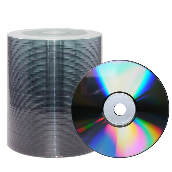 An image of DVDs