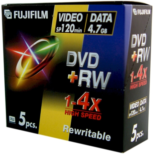 An image of P10DVPGE00A DVD+RW (4.7GB 4X)