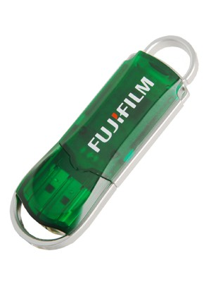 An image of FUJI 8GB CLASSIC USB FLASH DRIVE 2.0