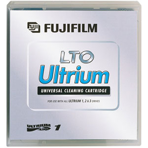An image of FUJI LTO CLEANING TAPE