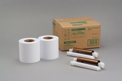 FUJI (300) R2L-CF460 (5x7) 2 Rolls Dye Sub Paper