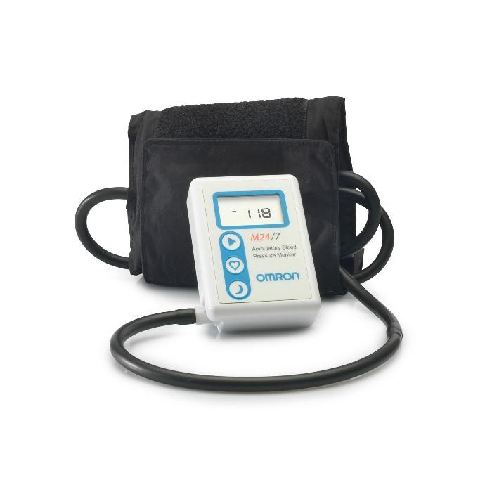 An image of Omron 24 Hour Ambulatory BP Monitor