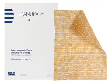 An image of Manuka IG Dressing