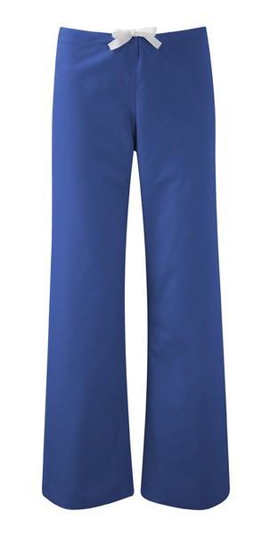 An image of Relaxed Drawstring Pant Royal Blue XS