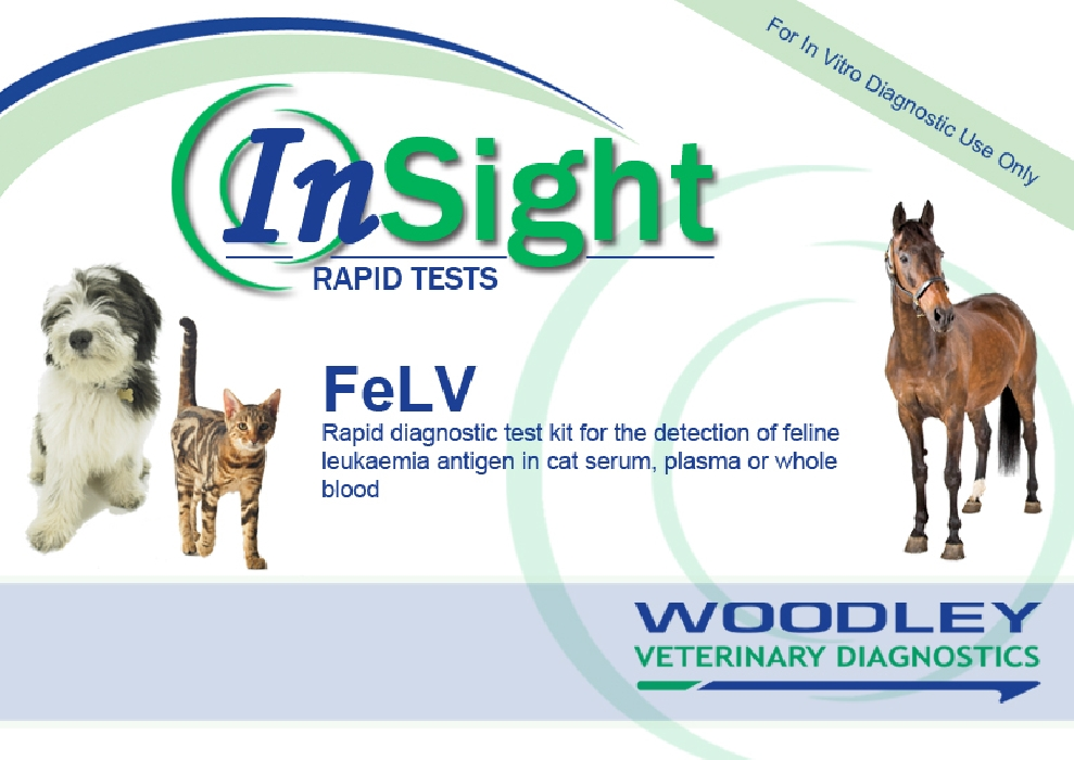 An image of InSight Rapid FIV/FELV Tests