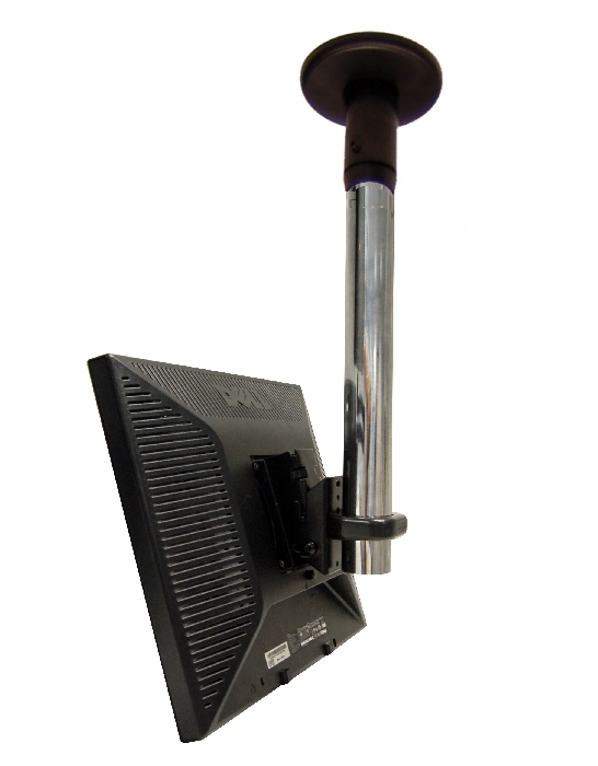 An image of VisionPro C1000 Monitor Ceiling Mount 0.5M