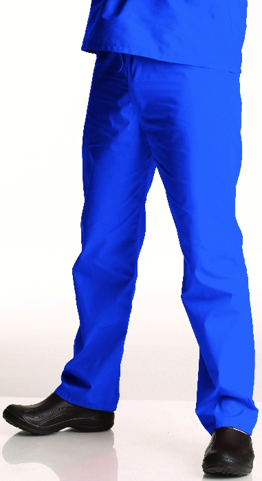 An image of Unisex Scrub Pant Royal Blue L