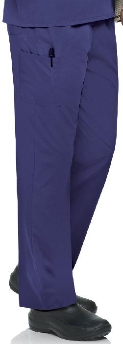 An image of Unisex Scrub Pant Grape XS