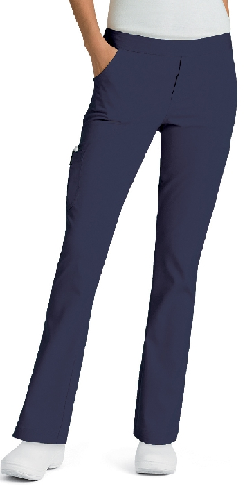 An image of Bailey Tapered Pant Navy XS