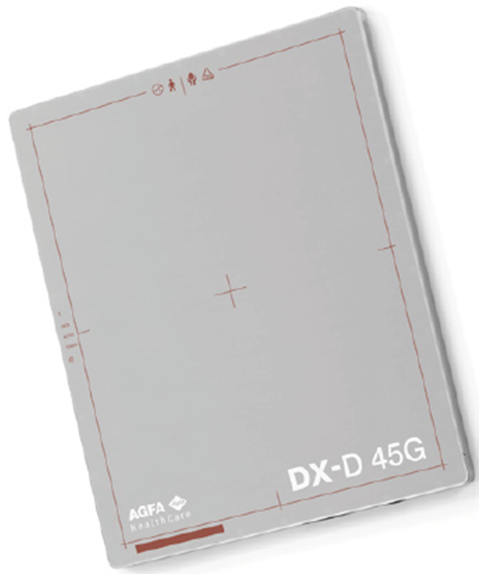 An image of Agfa DX-D 45G Detector Set (GOS)