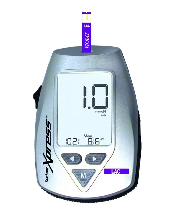 An image of NovaVet Xpress Lactate Meter