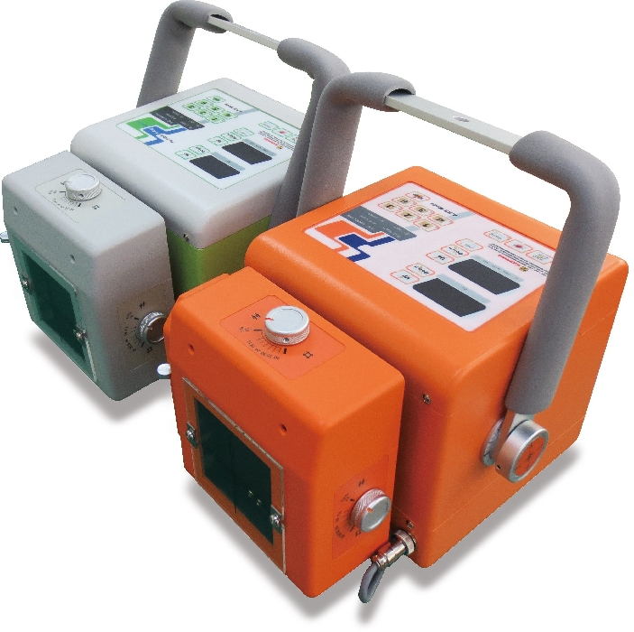 An image of Ultra HF Vet X-Ray Generator 2.4 Kw 40mA 100kV(Reverse Display and 30mm longer handle)