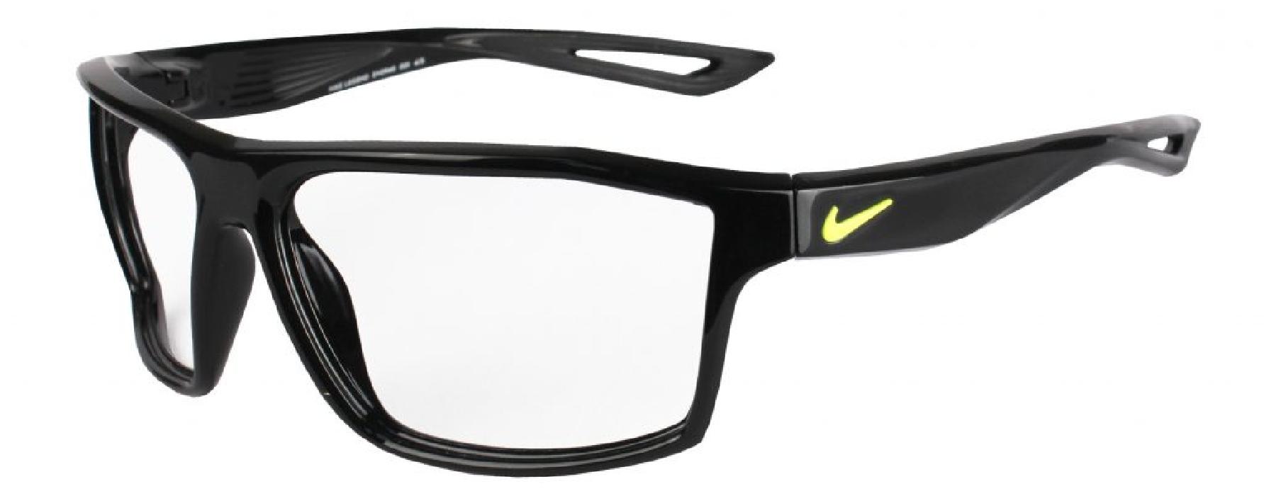 An image of Nike Legend Black - Volt