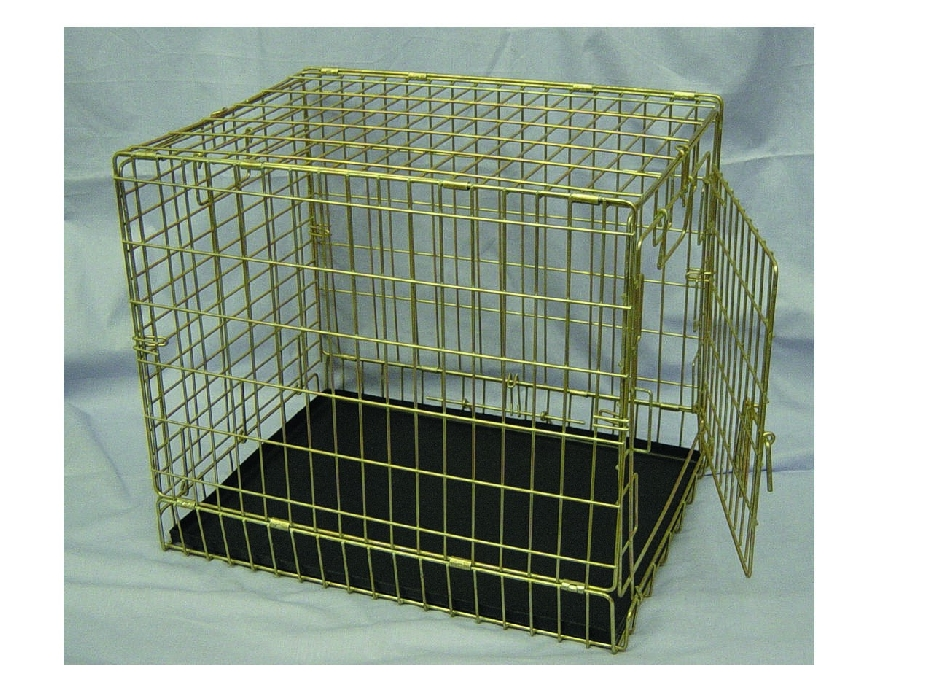 An image of Foldflat Cage & Tray 37x25x27 inches Small
