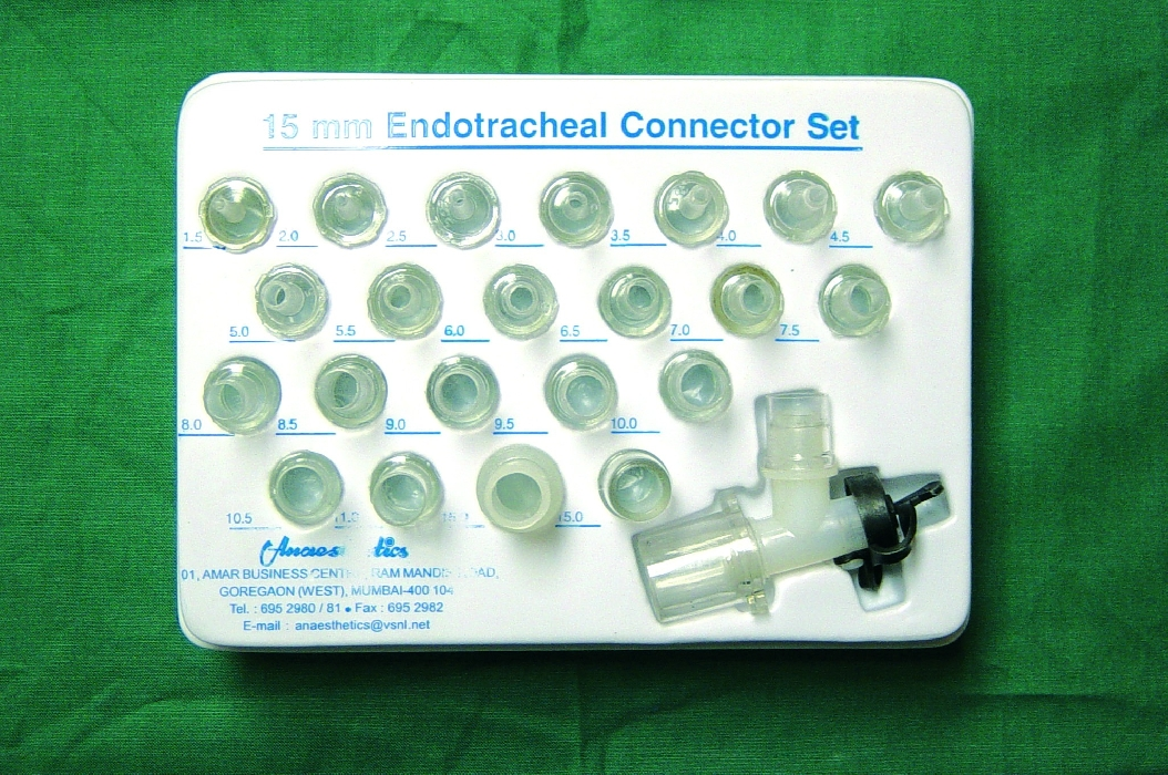 An image of Rao's Endotube Connector Set