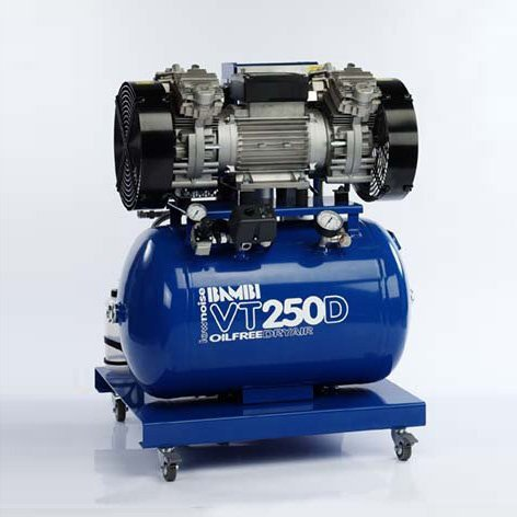 An image of Compressor & Suction