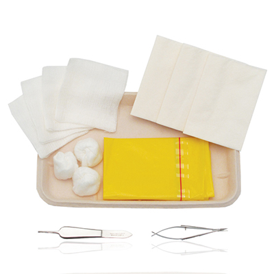 An image of Ophthalmic Suture Removal Pack Vannas