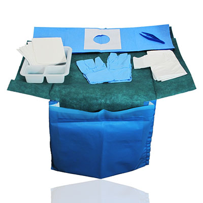 An image of Medmat Dressing System Community Pack Sterile 1 Pack