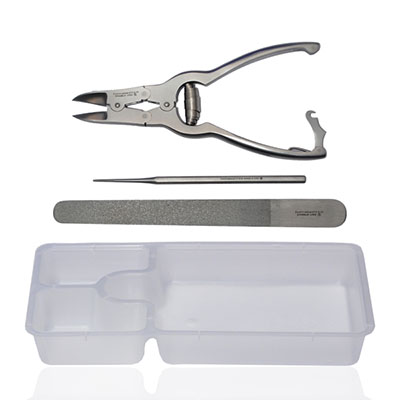 An image of Podiatry Assistants Pack - Curved Roller Cantilever