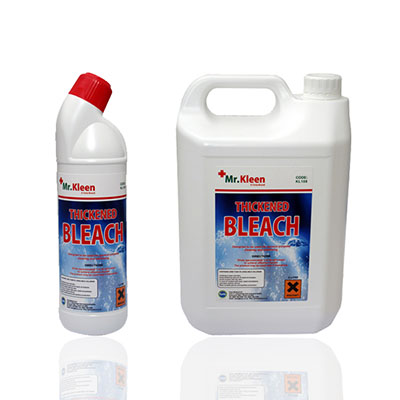 An image of Mr Kleen Thickened Bleach